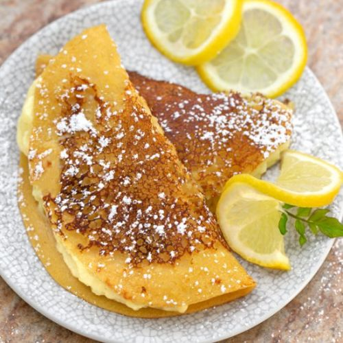 Essential Eggless Crepes