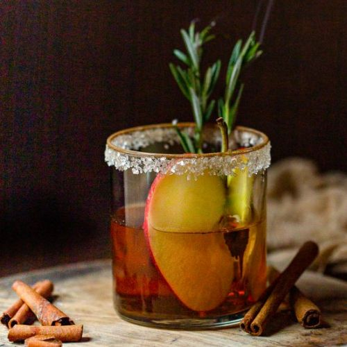 Apple Cider Mocktail