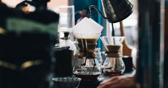 How to Make Pour-Over Coffee