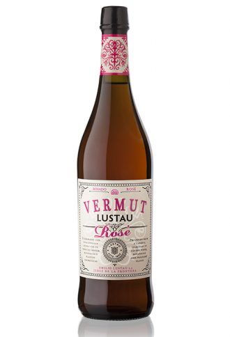 Drink of the Week: Lustau Vermut Rosé