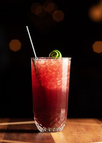 Milonga Swizzle Recipe