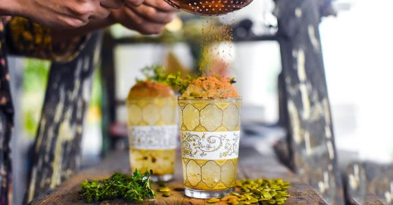 The Herbal Highball Recipe