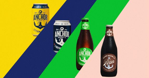 Anchor Brewing Marks 125 Years, Leaves Iconic Label Behind