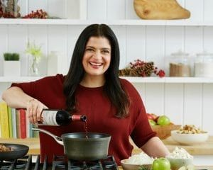 Pairing Robert Mondavi Wine with Recipes from Chef Alex Guarnaschelli