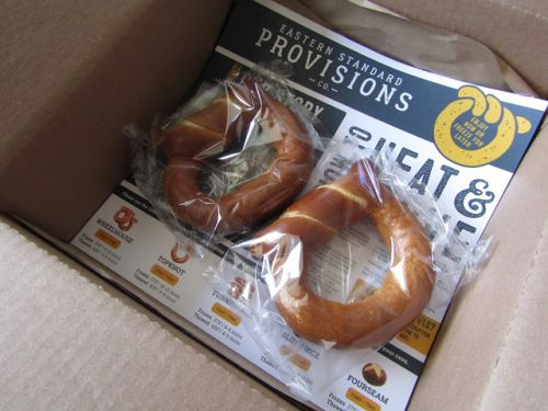 Pretzel Time With Eastern Standard Provisions Co