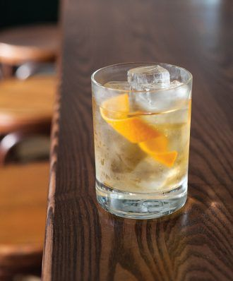 Bourbon Cocktail: Smoother Than a Horse on Skates