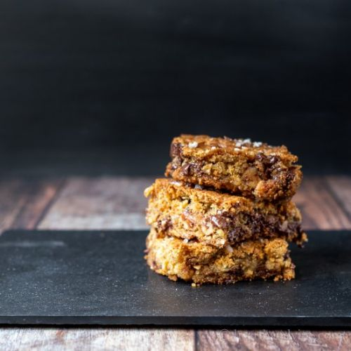 Rich Chocolate Oatmeal Bar Recipe