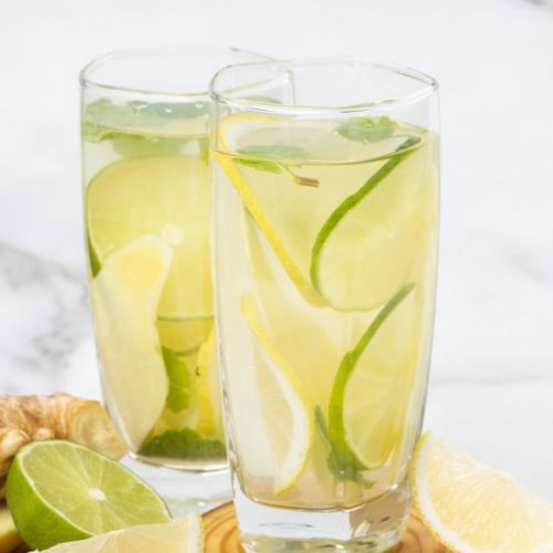 Healthy Ginger Water Recipe