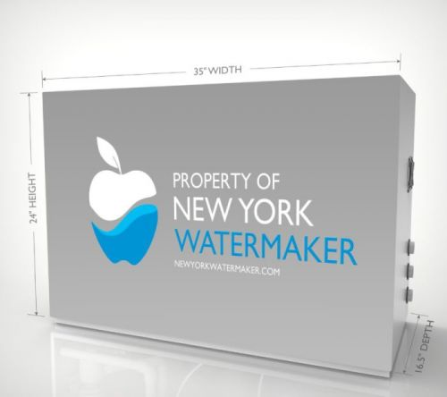 Pizza Restaurants Are Investing In NYC Water Replicators