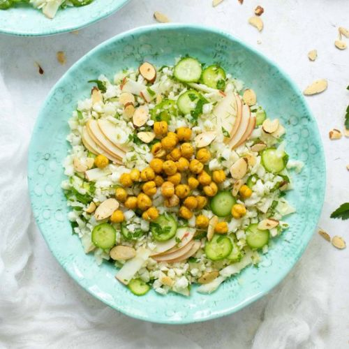 Summer Cauliflower Power Salad