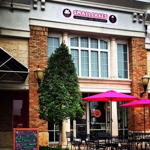 Smallcakes Bringing Cupcakes and Creamery to Baltimore, MD!