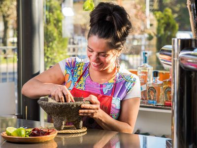 Diana Dávila Is Eater's 2018 Chef to Watch