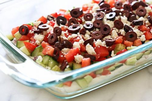 Epic Layered Dips for the Super Bowl