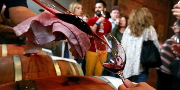 Feb 2: Loudoun County Winter Barrel Tasting