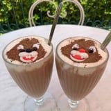 There's a Chip 'n' Dale Milkshake at Disneyland Paris, and It Looks Like a Chocolaty Good Time