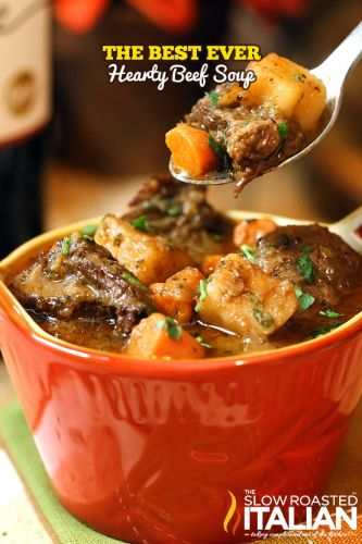 Best Ever Hearty Beef Soup