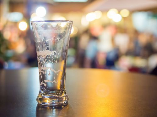 Does Dry January Dry Up Bar Sales?
