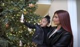 Kylie Jenner and Stormi Give Us a Festive Look Inside Their Lavish Christmas-Decorated Homes