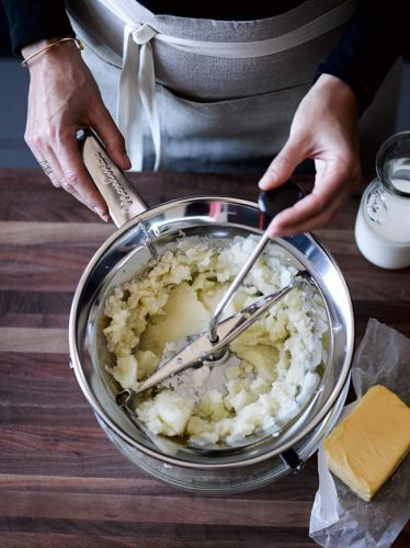 Master Your Mashed Potatoes