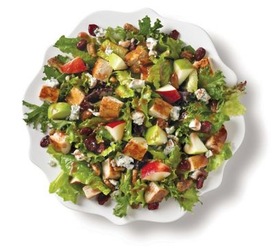 The Fast Food Cliché Comes to an End with Wendy's Fresh Salads