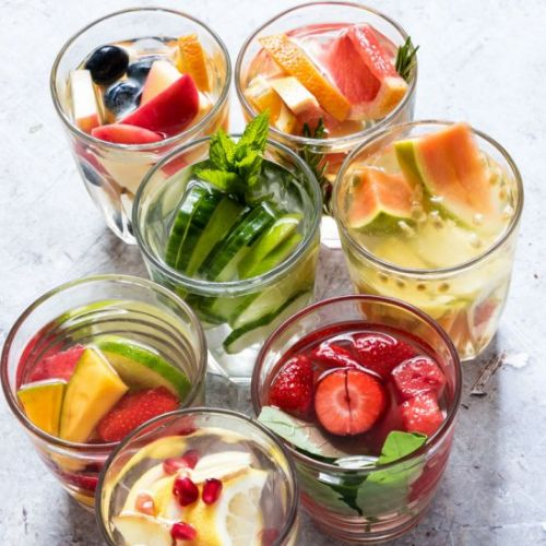 7 Infused Water Recipes