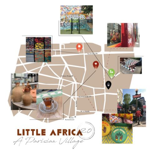 Little Africa Paris Crowdfunding Project with Live Cooking Demonstration & French Cooking Class