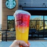 This Secret Starbucks Drink Features Fruity Flavors and an Ombré Hue That's Inspired by Pikachu