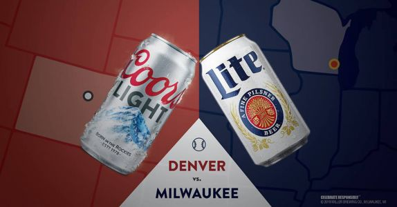 Miller Lite Is Giving Away Beer At Bars Across Milwaukee To Toast Brewers Win