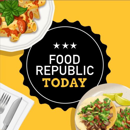 Listen To Food Republic Today: Andy Little
