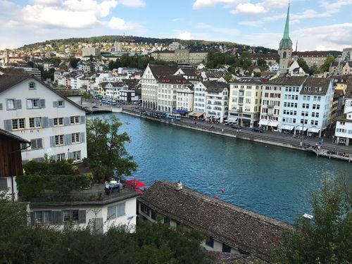 All You Can Do in Zurich Switzerland in 48 Hours