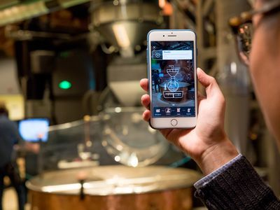 The World's Biggest Starbucks Lands in Shanghai With Augmented Reality