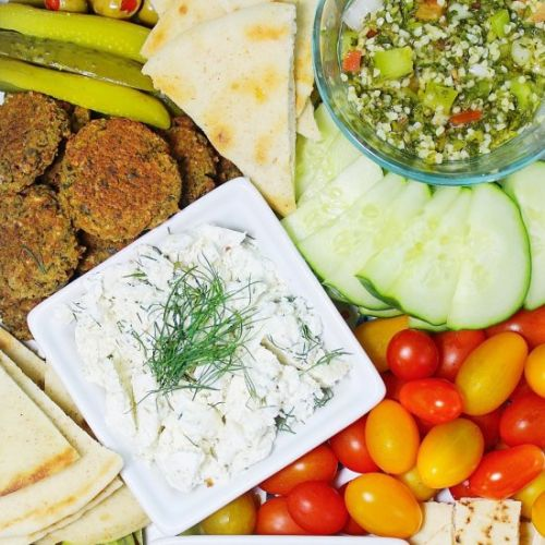Secret Family Recipe Falafel