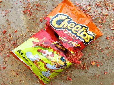 The Creation Story of Flamin' Hot Cheetos Is Becoming a Movie