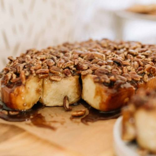 Pecan Pie Sticky Buns
