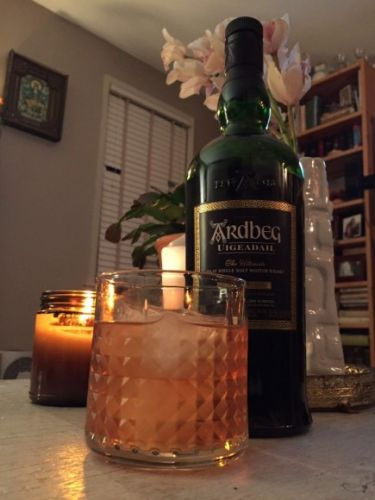 What I'm Drinking: Smoke in the Grove with ArdbegUigeadail