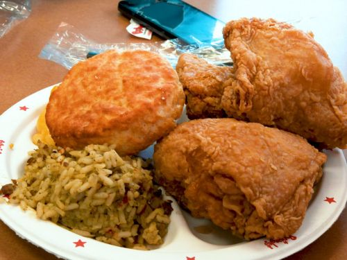 Watch: Why Is the South Obsessed with Bojangles' Fried Chicken?