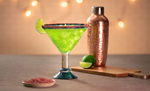 Red Lobster and PepsiCo Kick Off New Relationship with the DEW Garita - the First Official MTN DEW Cocktail
