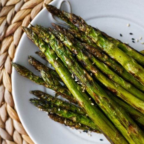 Easy Grilled Asparagus Recipe