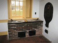 Stew stoves in two Hamptons