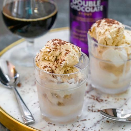 Chocolate Stout Ice Cream
