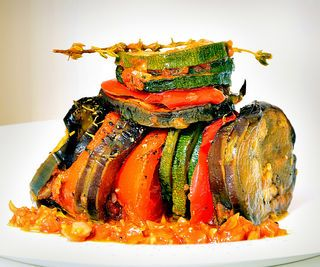 Ratatouille's Traditional French Ratatouille:  Original Innovative Recipe