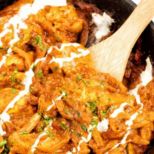 Healthy Easy Chicken Tikka Masala