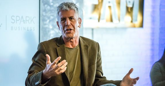 Legendary Food, Drink, and Travel Star Anthony Bourdain Dies at Age 61