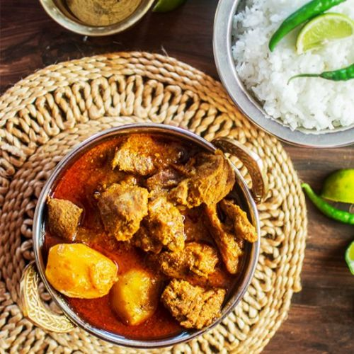 Bengali Pork Curry