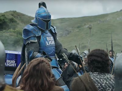 Here's Bud Light's 'Dilly Dilly' Super Bowl Commercial