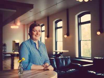 Star Chef Ashley Christensen Gets Into the Pizza Business