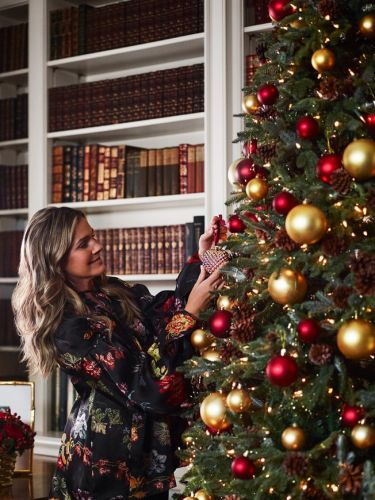 Aerin Lauder Shares Her Favorite Holiday Tips, Gift Ideas, and the Inspiration Behind Her New Line