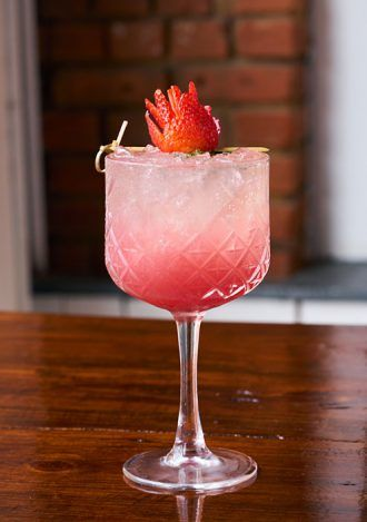 Strawberry Cocktail: Seven Year Itch