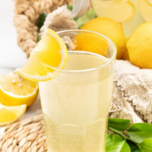 Healthy, Refreshing Lemonade Recipe