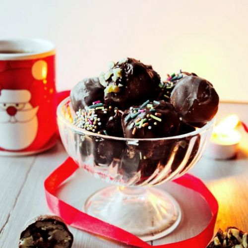 Easy Christmas recipes - Chocolate